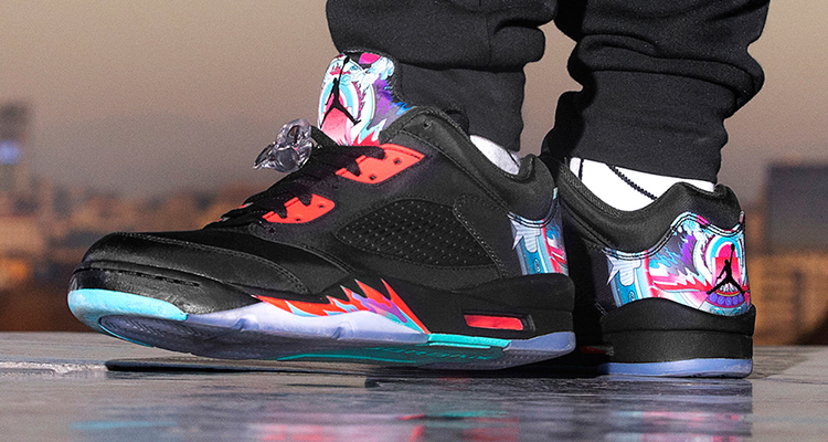 jordan 5 chinese new year