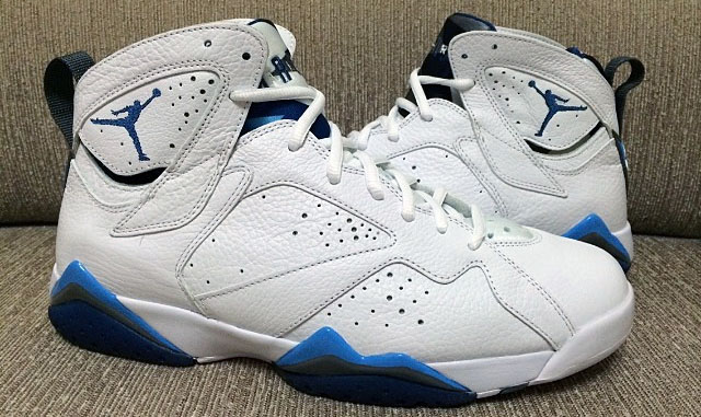jordan 7 french blue
