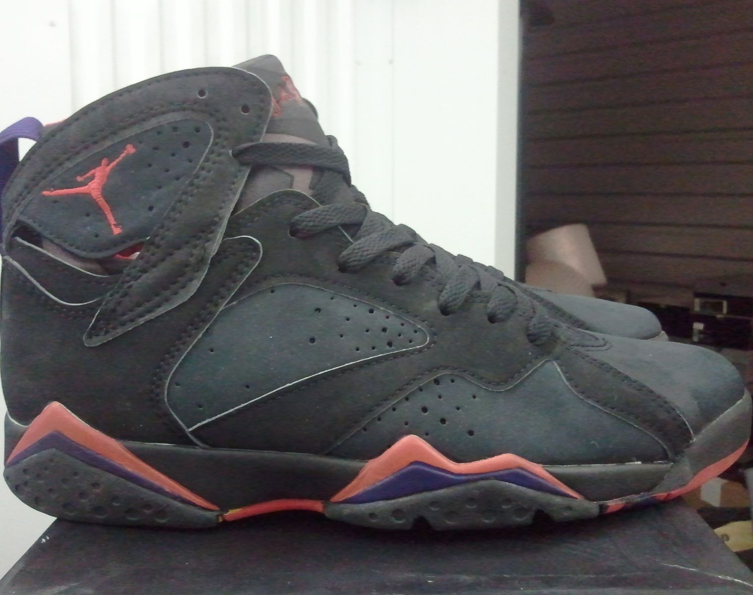 beauty stable quality price reduced jordan 7 raptors